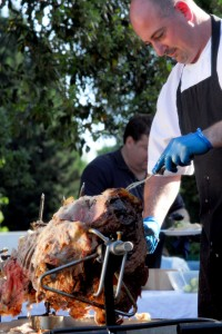 Hog Roast Oxford